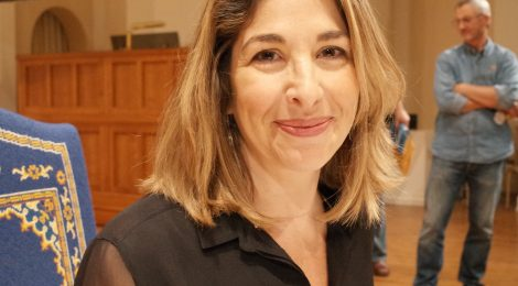 Naomi Klein in Eastern Europe: Free trade prevents action against climate change