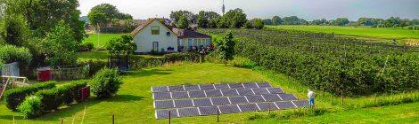 Energy's Local Power