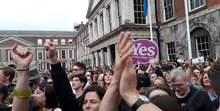Ireland's quiet revolution wins freedom of choice