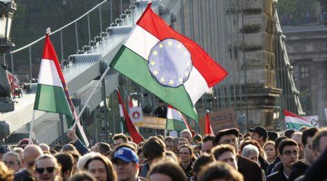 Orbán continues war against civil society