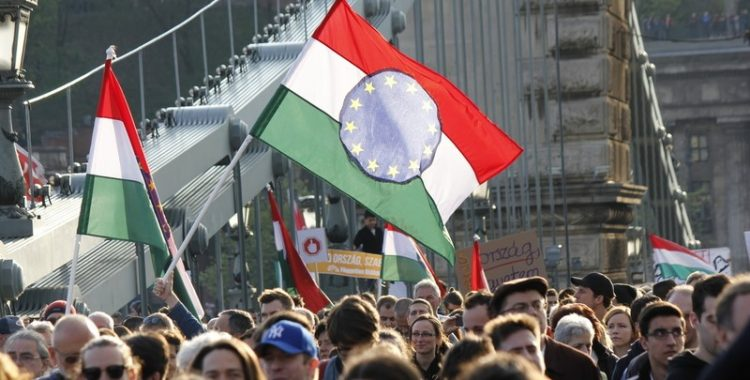 Orbán continues war against civil society